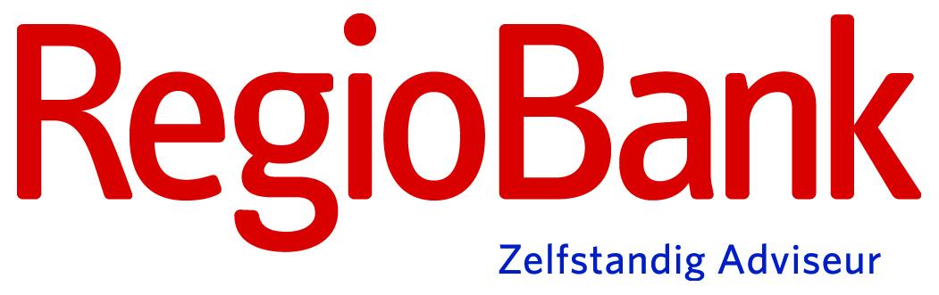 Logo Regiobank sponsor van de Matthaus Passion Hattem