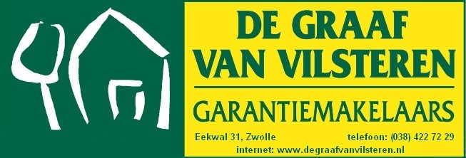 Logo De Graaf van Vilsteren garantiemakelaars