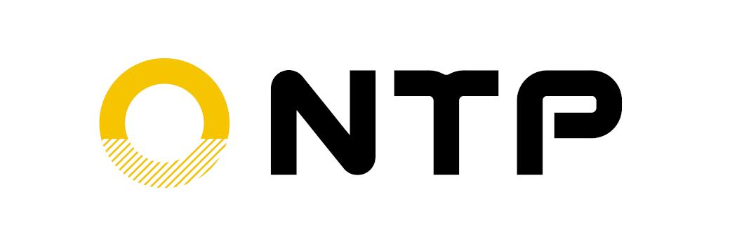 Logo NTP groep sponsor van de Matthaus Passion Hattem