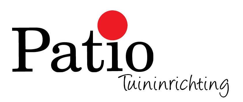 Logo Patio Tuininrichting sponsor Matthaus passion